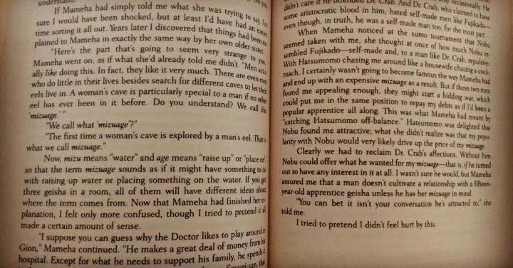 Book Review: Memoirs of aGeisha