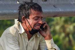 Migrant labour cries India