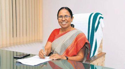 Shailaja teacher Kerala Corona slayer